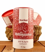 Xucker (premium), 100 Prozent Xylit aus Finnland, Zuckerersatz, 1000g