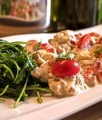 Low Carb Rezept   Sommerlicher Thunfisch-Tomaten-Salat
