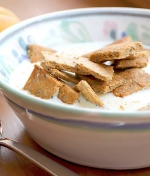 Low Carb Zimt-Flakes (Low Carb Frühstück)