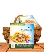 """Thunfischsalat """"Asia"""" (Bio Gemüse und kaltgepresstes Sonnenblumenöl), 200g, Fontaine"""