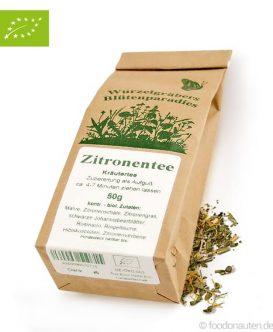 Bio Tee Zitronentee (Kräutertee), Wurdies
