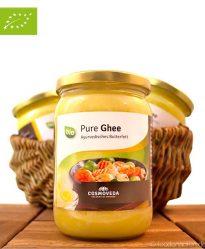 Bio Butterschmalz (Pure Ghee), Cosmoveda, 500ml