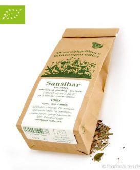 Bio Tee Sansibar (Kräutertee), Wurdies