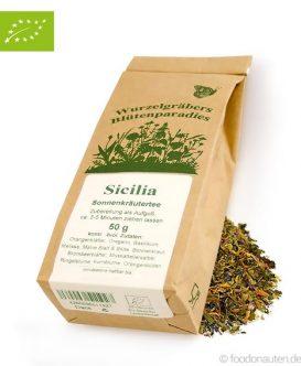 Bio Tee Sicilia (Kräutertee), Wurdies