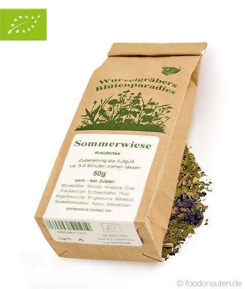 Bio Tee Sommerwiese (Kräutertee), Wurdies