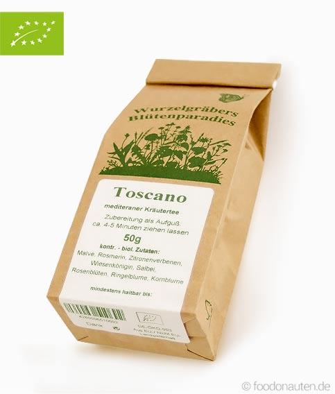 Bio Tee Toscano (Kräutertee), Wurdies