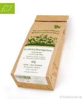 Bio Tee Erfrischungstee, Kräutertee, Wurdies