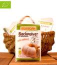 Bio Backpulver mit Reinweinstein, extra triebstark, BioVegan