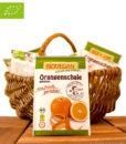 Bio Orangenschale, gerieben (Orangenabrieb), BioVegan