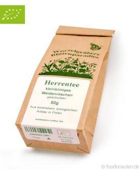 Bio Tee Herrentee (Kleinblütiges Weidenröschen), Wurdies