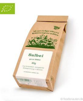 Bio Tee Salbei (Ganze Blätter), Wurdies