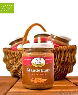 Bio Mandelmus, Eisblümerl, 250g (Vegan und Vegetarisch)