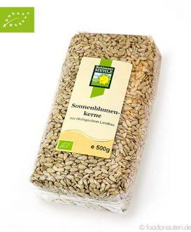 Bio Sonnenblumenkerne (Ökologischer Landbau), Bohlsener Mühle, 500g
