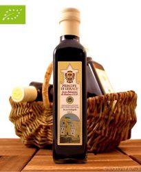 Bio Aceto Balsamico di Modena, Traditionelle Herstellung, Mediterranea Foods, 250ml