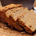 Low Carb Brot Rezept | Haselnuss-Leisamen-Brot