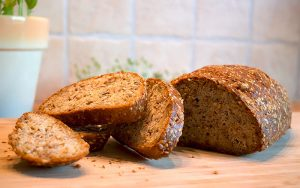 Low Carb Kraft-Brot (Glutenfrei & Sojafrei)