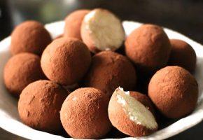 Low Carb Rezept | Marzipankartoffeln (Marzipan-Kugeln)