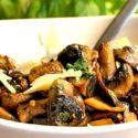 Low Carb Rezept | Antipasti-Champignons