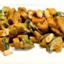 Low Carb Rezept   Asiatische Gemüsepfanne
