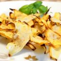 Low Carb Rezept | Petersilienwurzel-Chips