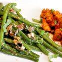 Low Carb Rezept | Tomatenhühnchen mit Bohnen