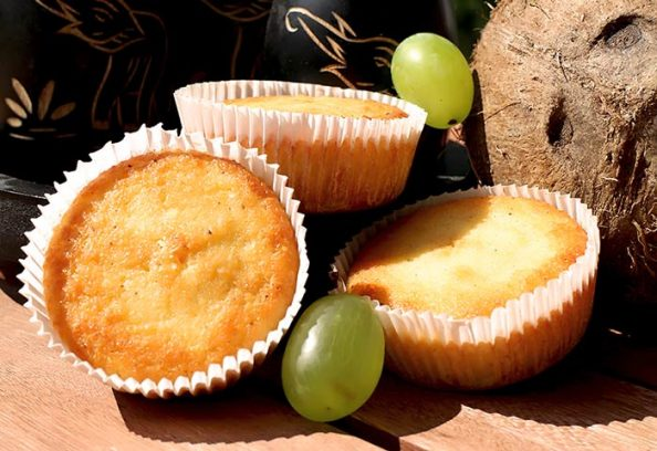 low carb rezept limetten muffins mit kokosmehl. Black Bedroom Furniture Sets. Home Design Ideas