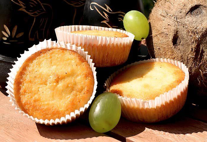 low carb rezept limetten muffins mit kokosmehl. Black Bedroom Furniture Sets. Home Design Ideas
