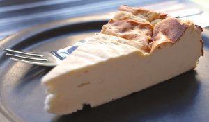 Einfacher Low Carb Käsekuchen