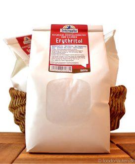 Erythritol (Erythrit), Natürliche Zuckeralternative ohne Kalorien, Erdschwalbe, 1000g