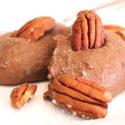 Winterliches Low carb Mousse au Chocolat (ohne Ei)