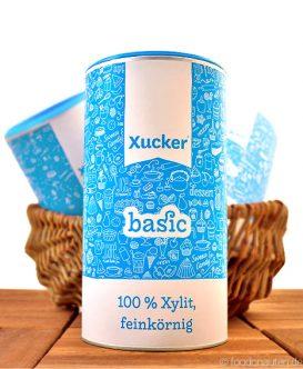 Xucker (basic), Feinkörniges Xylit (Xylitol), 1000g, Xucker