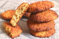 Low Carb Karotten-Zimt-Cookies