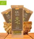 Bio Hanfmehl, Teilentölt & Kalt Vermahlen, Demeter-Qualität, 250g, Ölmanufaktur Rilli