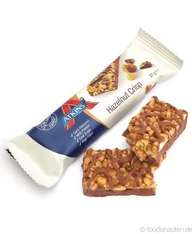 Day Break Bar Hazlenut Crisp, Low Carb Müsliriegel, 37g, Atkins