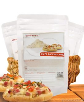 Low Carb Pizza Backmischung, 170g, Konzelmann's Original