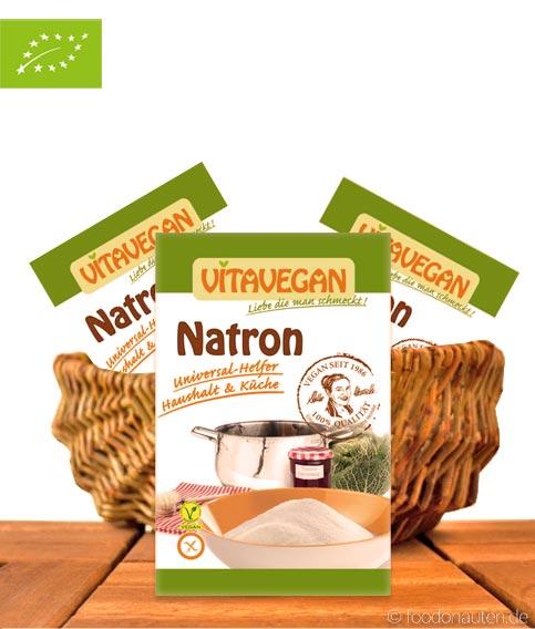 Natron, Backzutat, 20g, BioVegan