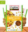Bio Kichererbsen Fusilli, 250g, Explore Cuisine