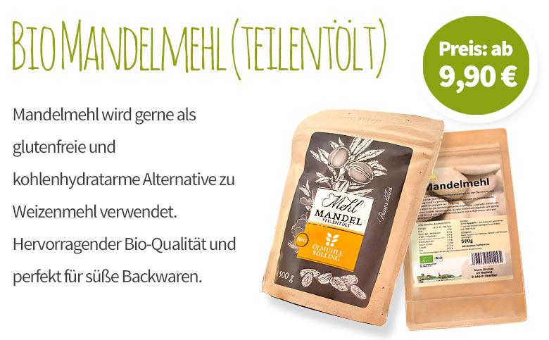 Mandelmehl - Banner - Mobile
