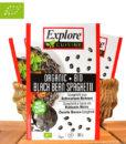 Bio Schwarze Bohnen Spaghetti, 200g, Explore Cuisine