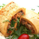 Low Carb Thunfisch-Pizza-Rolle