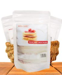 Low Carb Pancake (Pfannkuchen) Backmischung, 228g, Konzelmanns Original