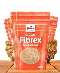 Zuckerrübenfasern (Fibrex), 200g, Finax