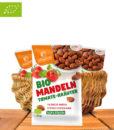 Bio Mandeln Tomate-Kräuter, Vegan & Glutenfrei, 50g, Landgarten