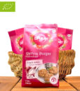Bio Quinoa Burger, Mild-Scharf, Vegan, 160g, Davert