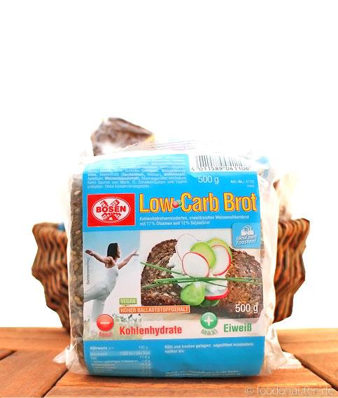 Bösen - Low Carb Brot (Fertig gebacken & geschnitten), 500g