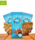 Chia-Cup Schokolade, Low Carb Frühstück, Bio-Qualität, 50g, Davert