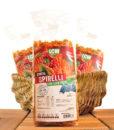 Low Carb Spirelli, Eiweißreiche Pasta (52% Protein), 250g, LCW