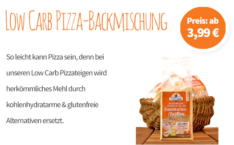 Pizza Backmischungen - Banner - Mobile